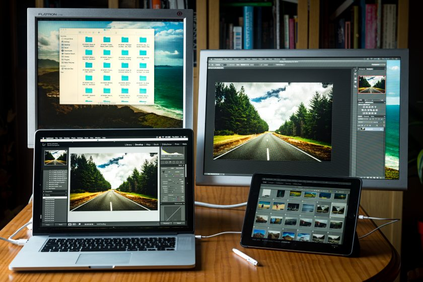 How to use your iPad as a drawing display in Lightroom